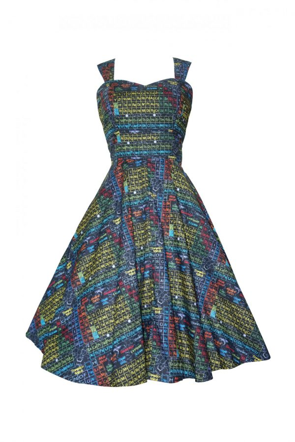 periodic table dress